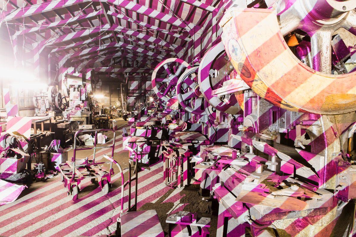 燕三条 工場の祭典 2015